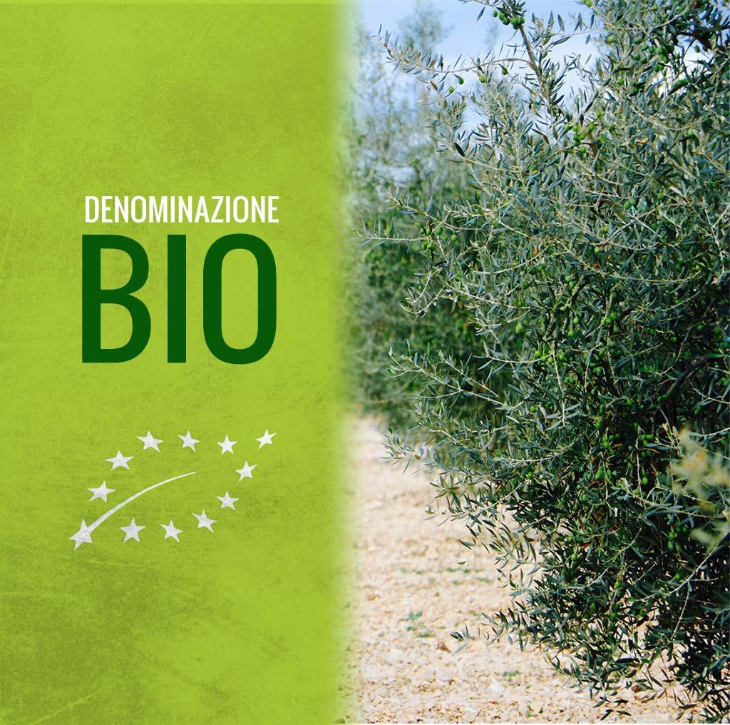 Olio BIO (Olio di produzione biologica)