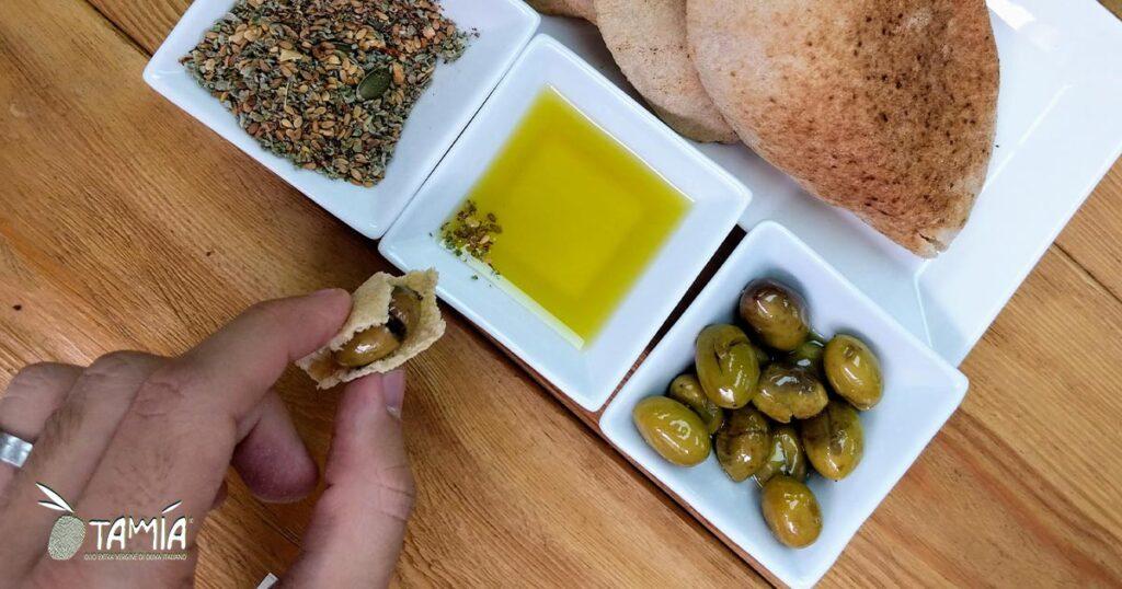 caratteristiche olio extravergine di oliva