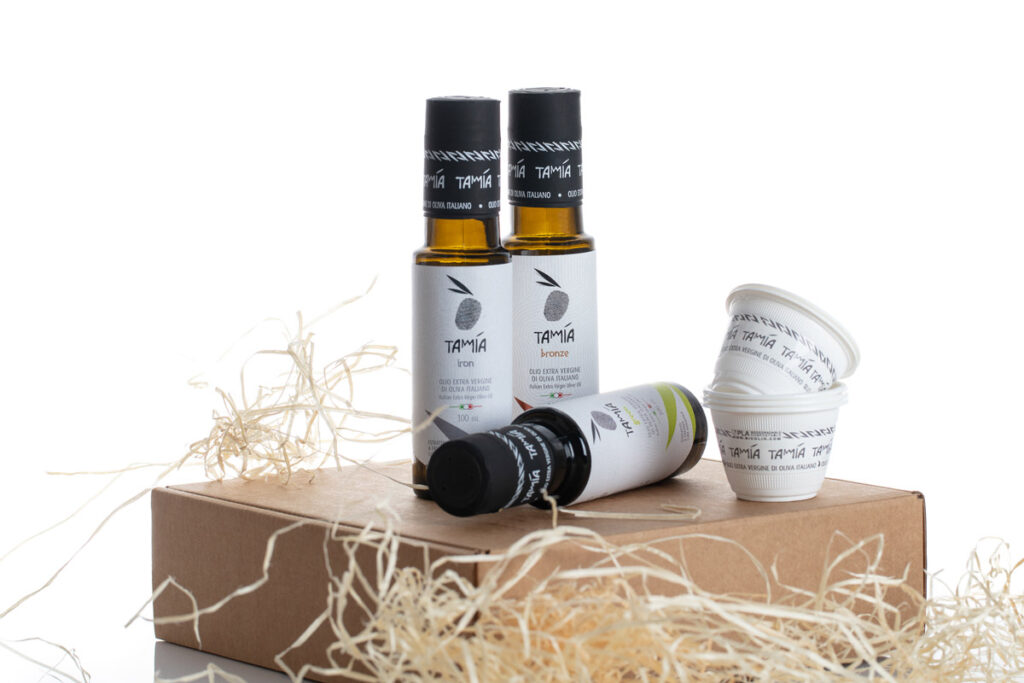 kit olio tamia degustazione